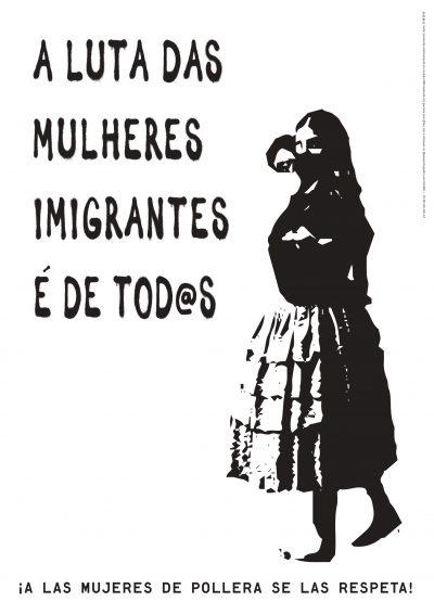 A luta das mulheres imigrantes é de tod@s