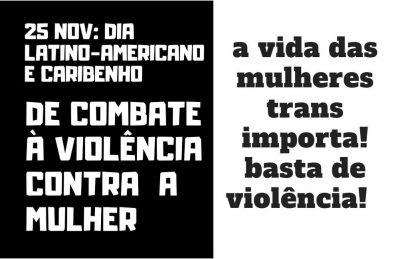 Peça para Dia Latino Americano e Caribenho de Combate à Violência Contra a Mulher (2)