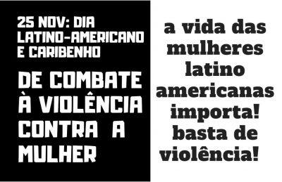Peça para Dia Latino Americano e Caribenho de Combate à Violência Contra a Mulher (1)