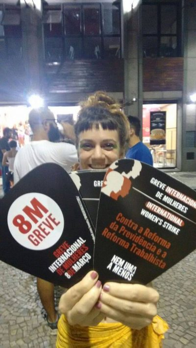 8M Fan International Women's Strike