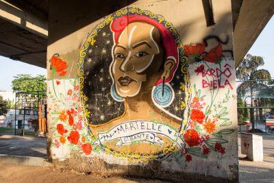 """Grafite """"Amanhecer das Minas por Marielle e Anderson"""""""