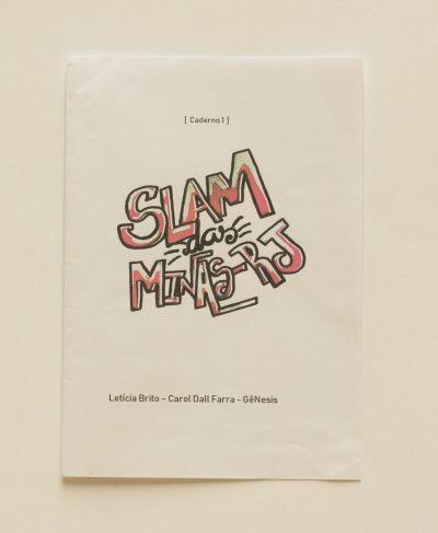 Zine Slam das Minas-RJ, caderno 1