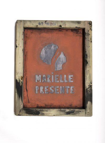 Marielle presente