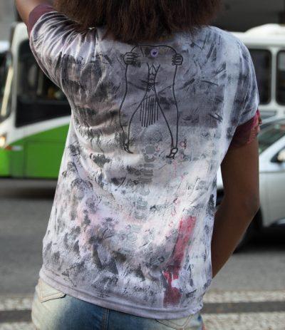 """Camiseta """"meu cu é laico"""""""