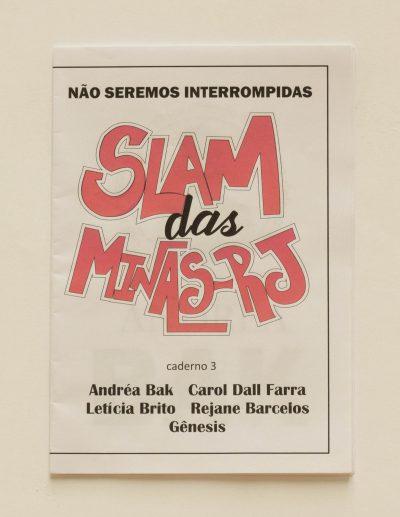 Zine Slam das Minas-RJ, caderno 3