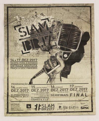 Panfleto SLAM BR.17