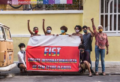 Bandeira FIST