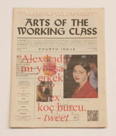 """Entrevista do Vem pra Luta Amada para o jornal alemão """"Arts of the working class"""""""