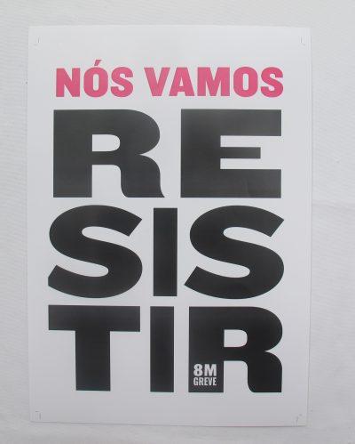 We will resist