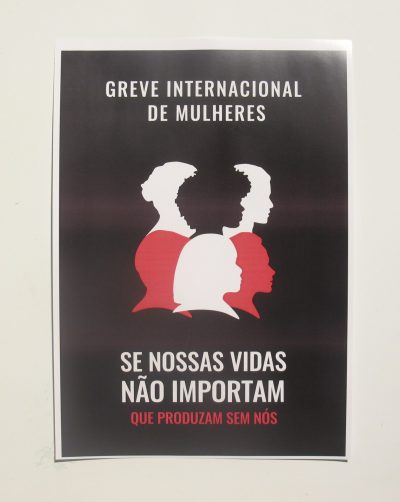 Greve Internacional de Mulheres