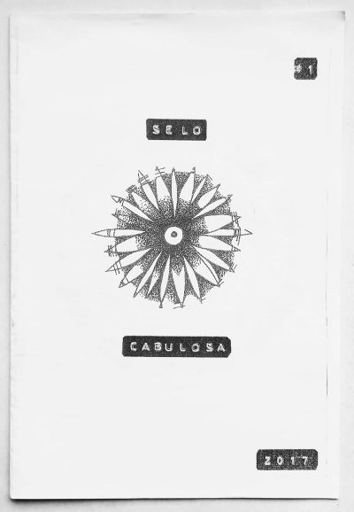 Cabulosa #1 zine