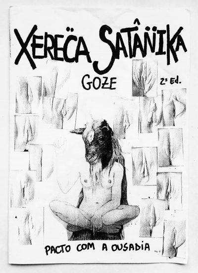 Xereca Satânica | goze