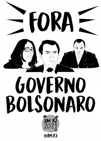 Fora Governo Bolsonaro