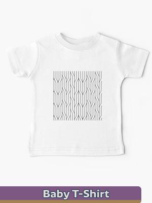 Graphic Art - Baby T-Shirt