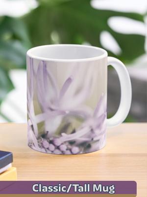 Flower Mystical - Classic/Tall Mug