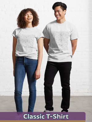 Graphic Art - Classic T-Shirt