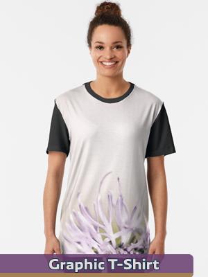 Flower Mystical- Graphic T-Shirt
