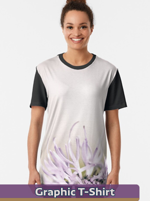 Text Illustration - Graphic T-Shirt