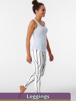 Seamless Patterns - Leggings