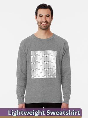 Graphic Art - Lightweight Sweatshirt