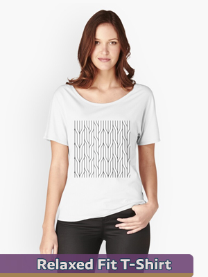 Graphic Art - Relaxed Fit T-Shirt