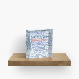 Graphic Art- Acrylic Block