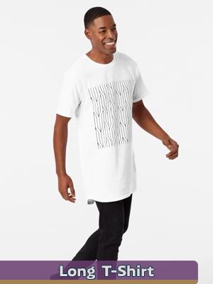 Graphic Art - Long T-Shirt