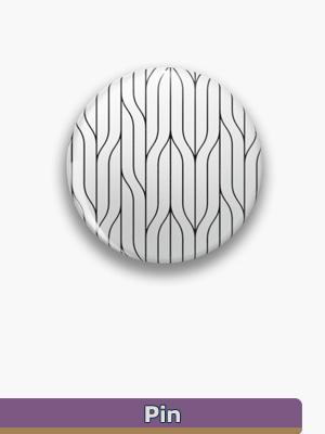Graphic Art - Pin