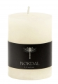 Candle, creme, S
