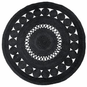 BALL round carpet, 150 cm.