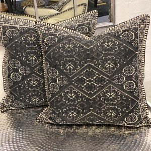 TRIBAL EMBROIDERY PILLOW