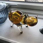 Glass Hippo Rav