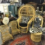 Rattan King Chair