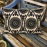 Indian Pillow 60 cm x 40 cm.