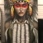 Woman Chief