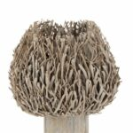 HURRICANE  TREE BRANCHES WITH GLASS WOOD GREY