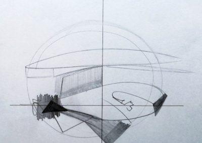 Geometrical training
