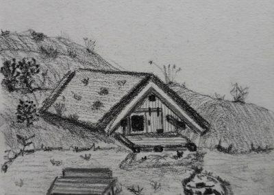 Shelter place Jutland
