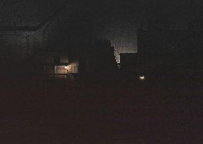 evening in peniscola