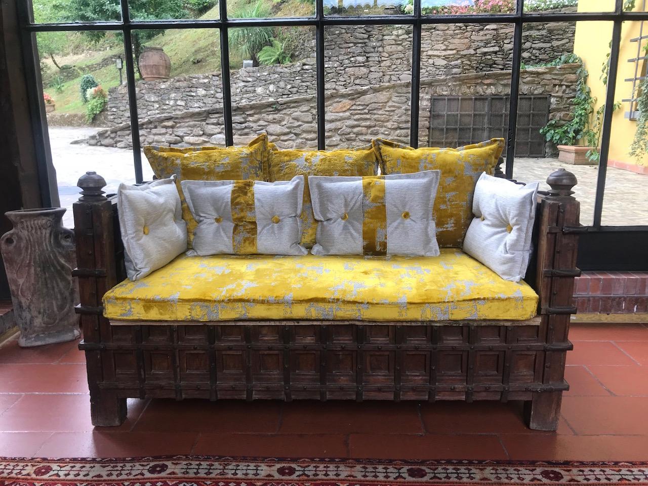 Art Maison tessuti divano Boccaccio