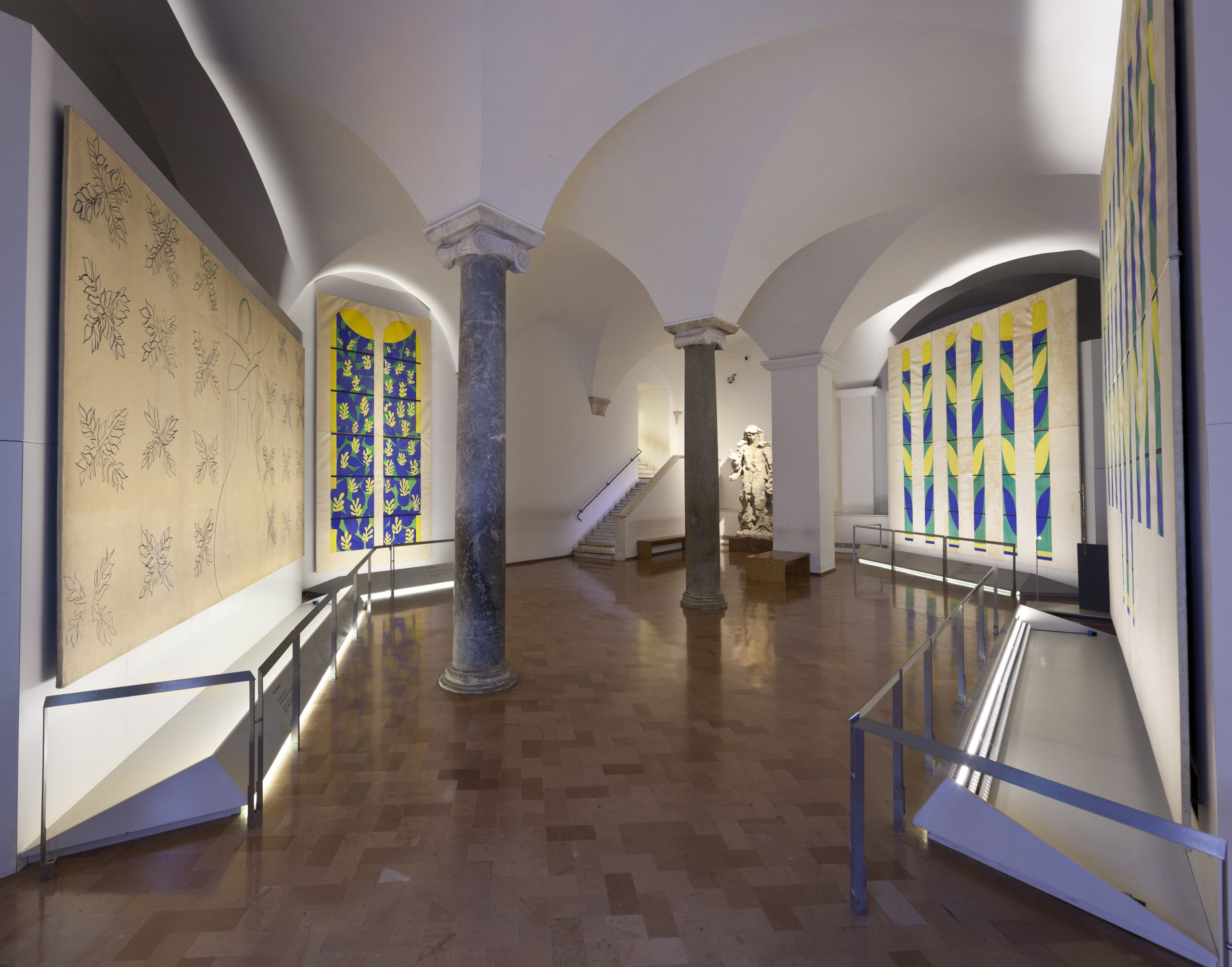 Vatican Museum contemporary art Collection. Interview with the manager Micol Forti
