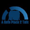 A safe place 2 talk logo