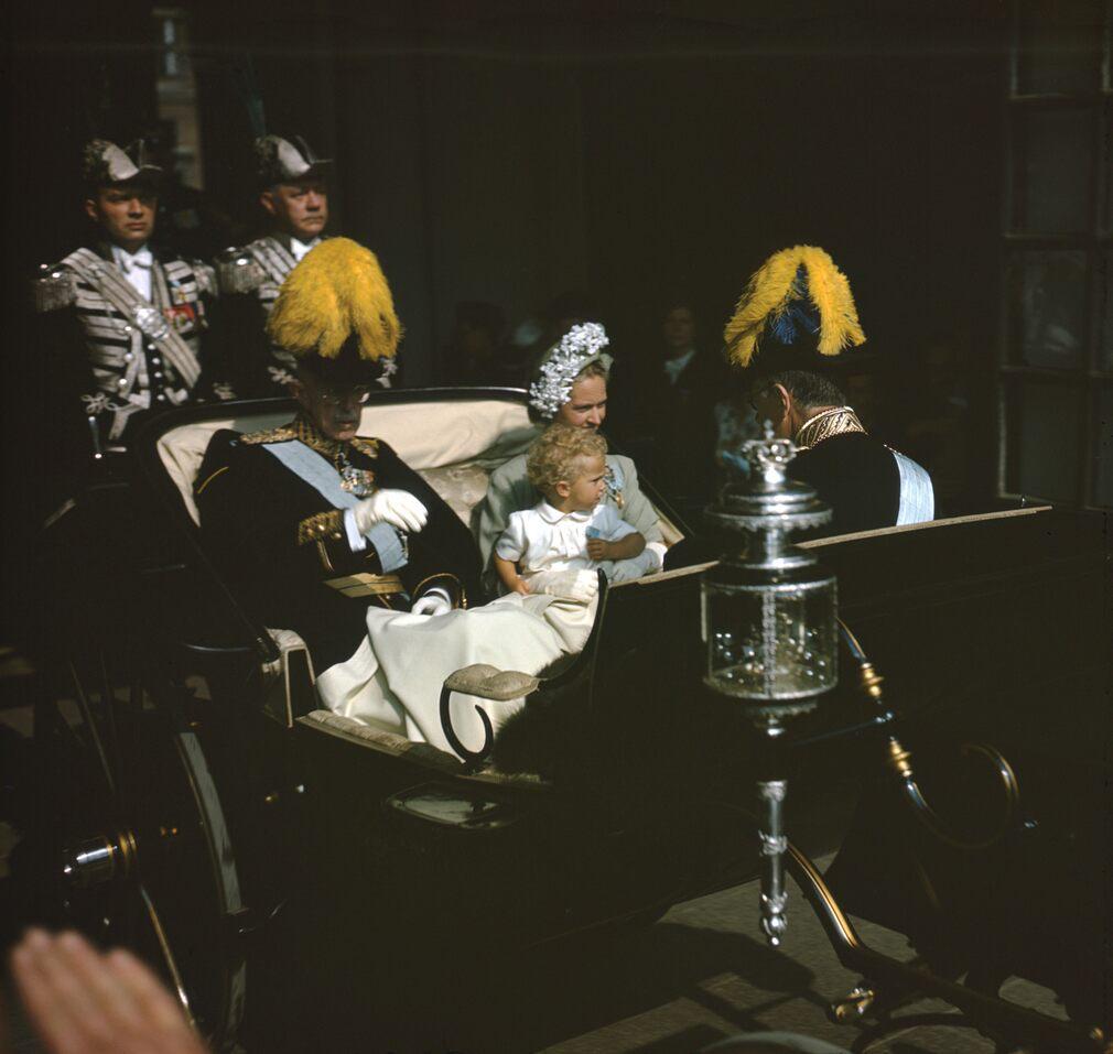 """Kungens liv blir episk dramaserie i """"The crown""""-stil"""