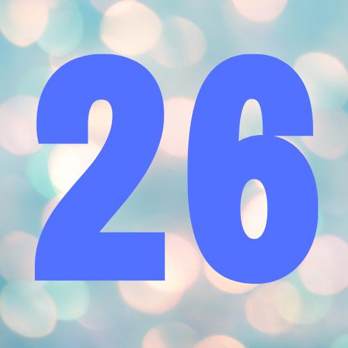 26 aday fundraiser