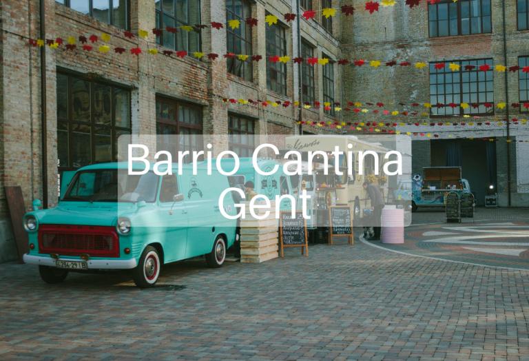 Barrio Cantina Gent 1 juni