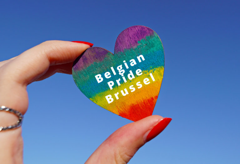 Belgian Pride Brussel 18 mei
