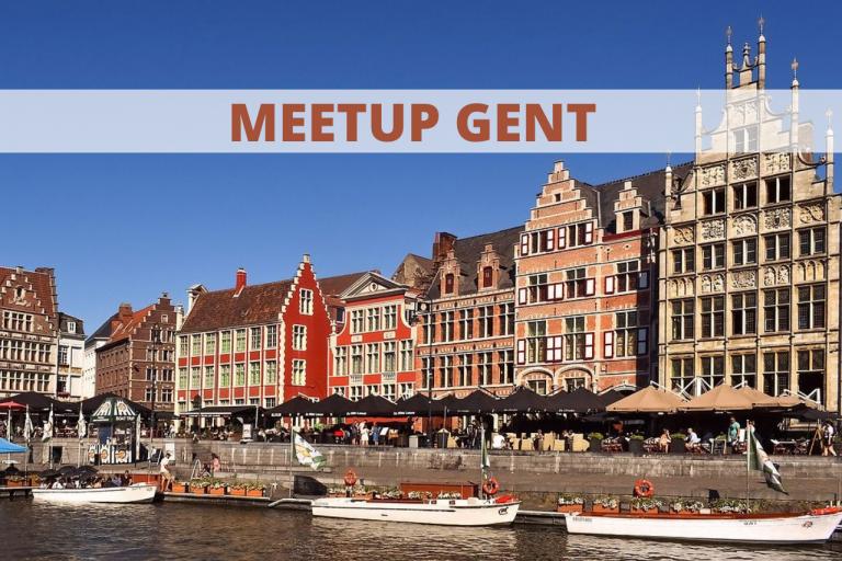 Meetup Gent 2 augustus