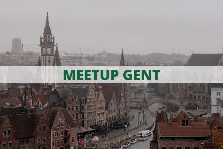 Meetup Gent 15 maart