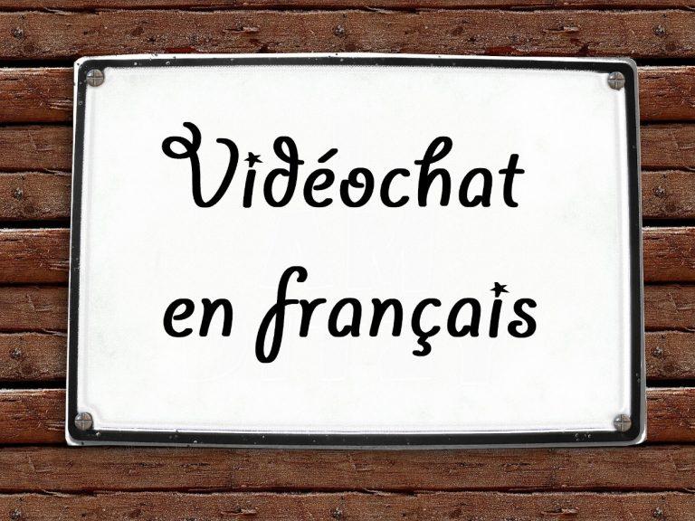 Franstalige videochat 17 april