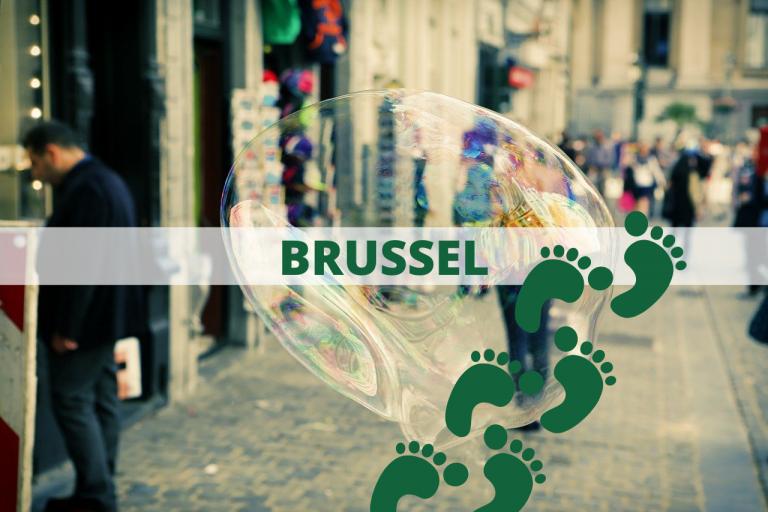 Wandeling Brussel 11 juli